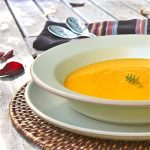 Cider-Spiced Sweet Potato Soup : The Wimpy Vegetarian