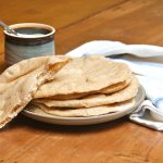 Whole Wheat Pita Bread : The Wimpy Vegetarian