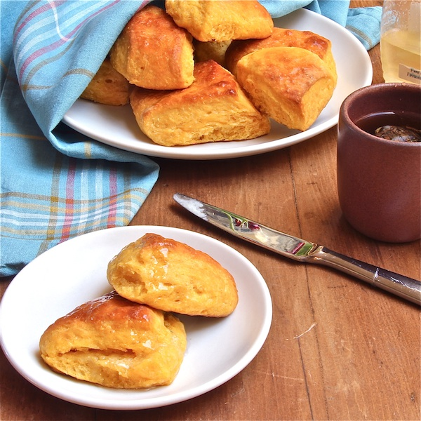 soft, coconut oil, honey, sweet potato biscuits