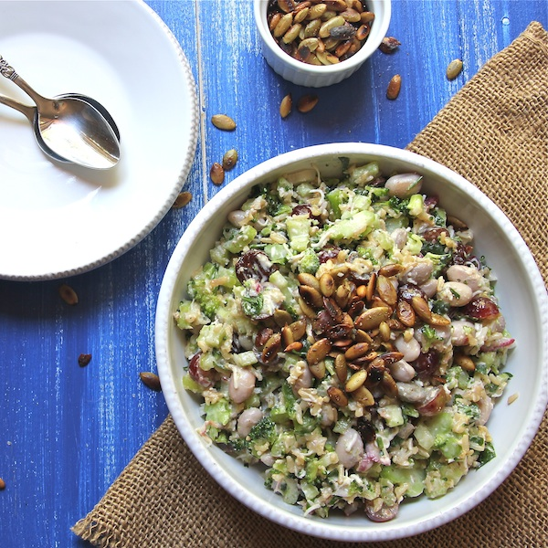 broccoli and cranberry bean salad, how to cook fresh cranberry beans