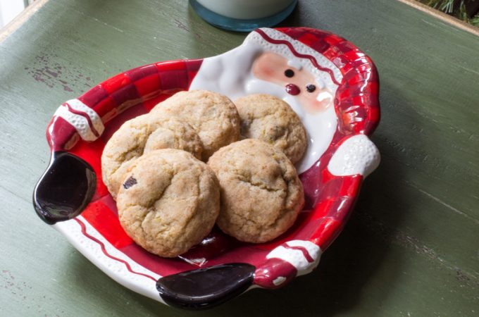 Figgy Cardamom Snickerdoodle Cookies   #FoodNetwork