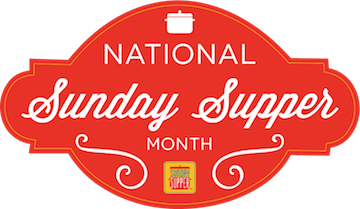 National Sunday Supper Month