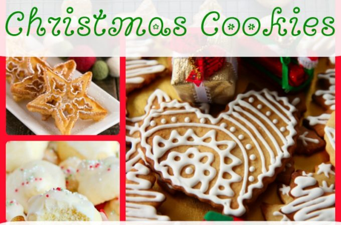 Christmas Cookies From Around the World