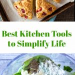 Essential best tools in the kitchen to make meal preparation easier and faster.