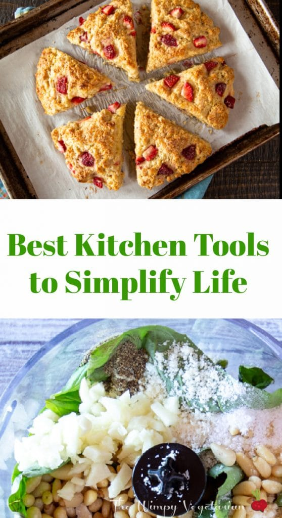 Best and most essential kitchen tools to make meal preparation easier and faster.